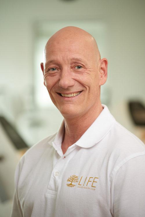 Diplom Fitnesstrainer: Daniel