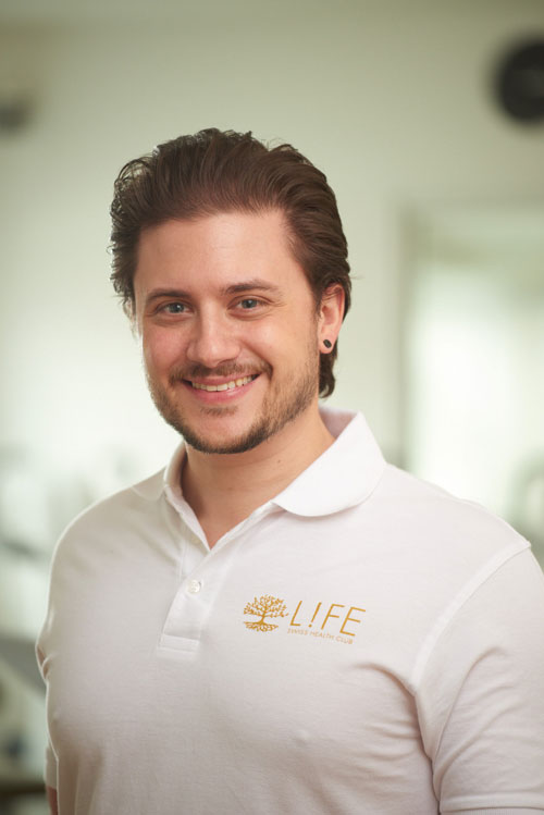 Experte für Figur und Stoffwechsel: Philipp