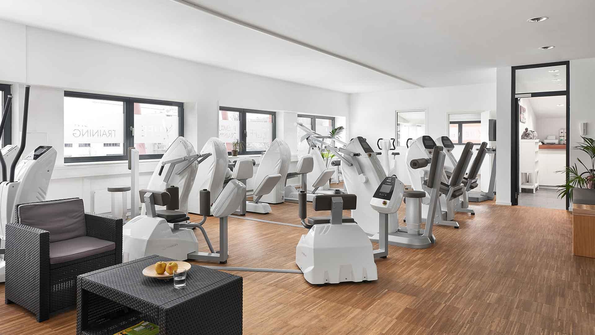 L!fe Health Trainingsraum Allschwil
