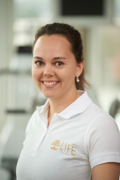Fachfrau Bewegungs-/ Gesundheitsförderung EFZ: Giulia