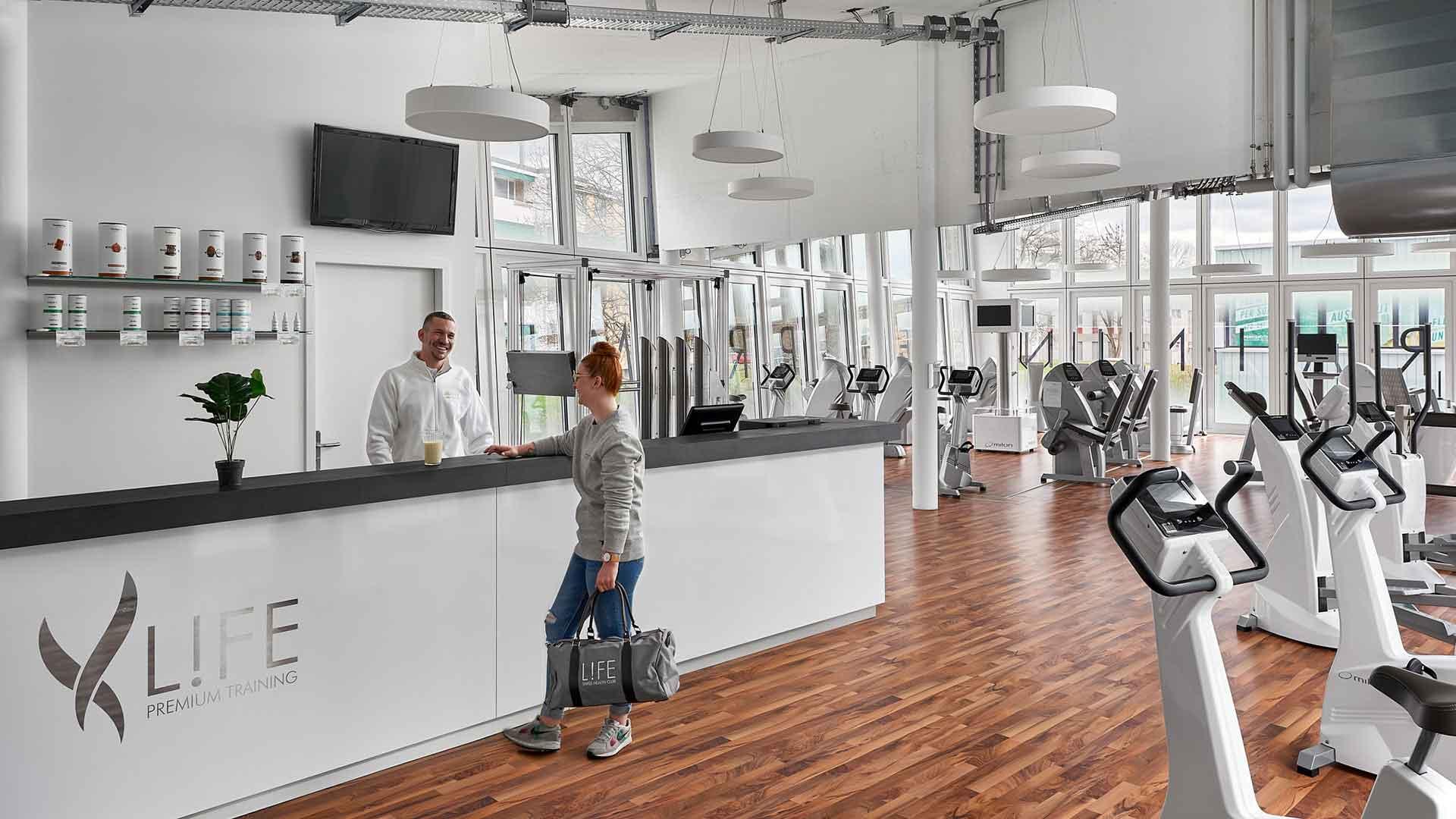 L!fe Health Fitness in Arlesheim
