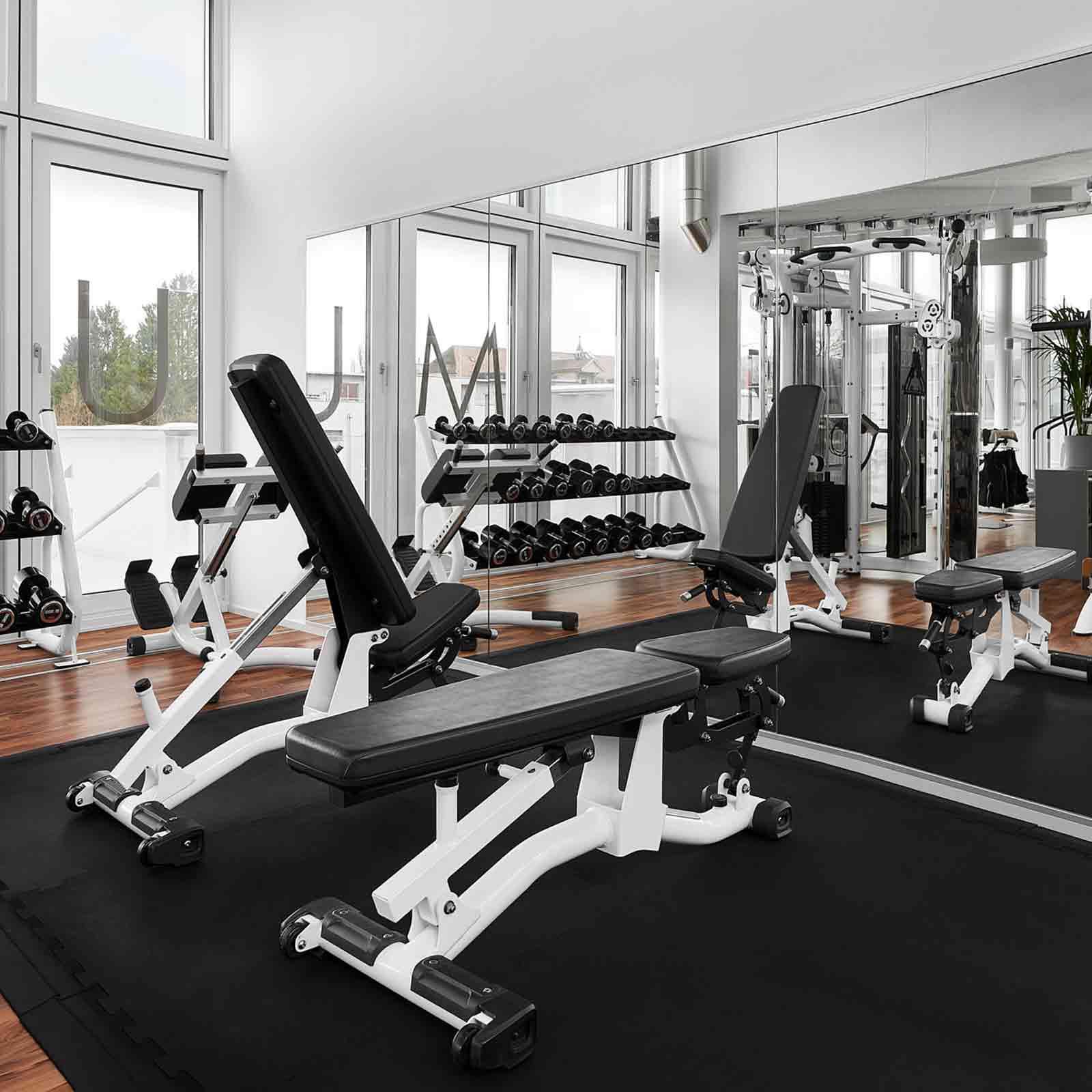 Fitness Bereich Arlesheim