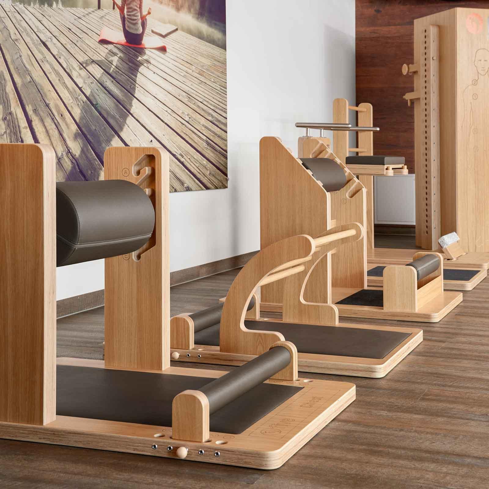 Frick Five Fitness Geräte