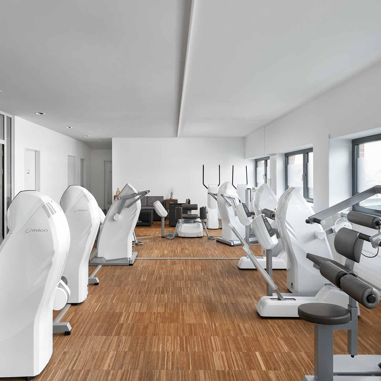 Trainingsangebot Fitness Allschwil