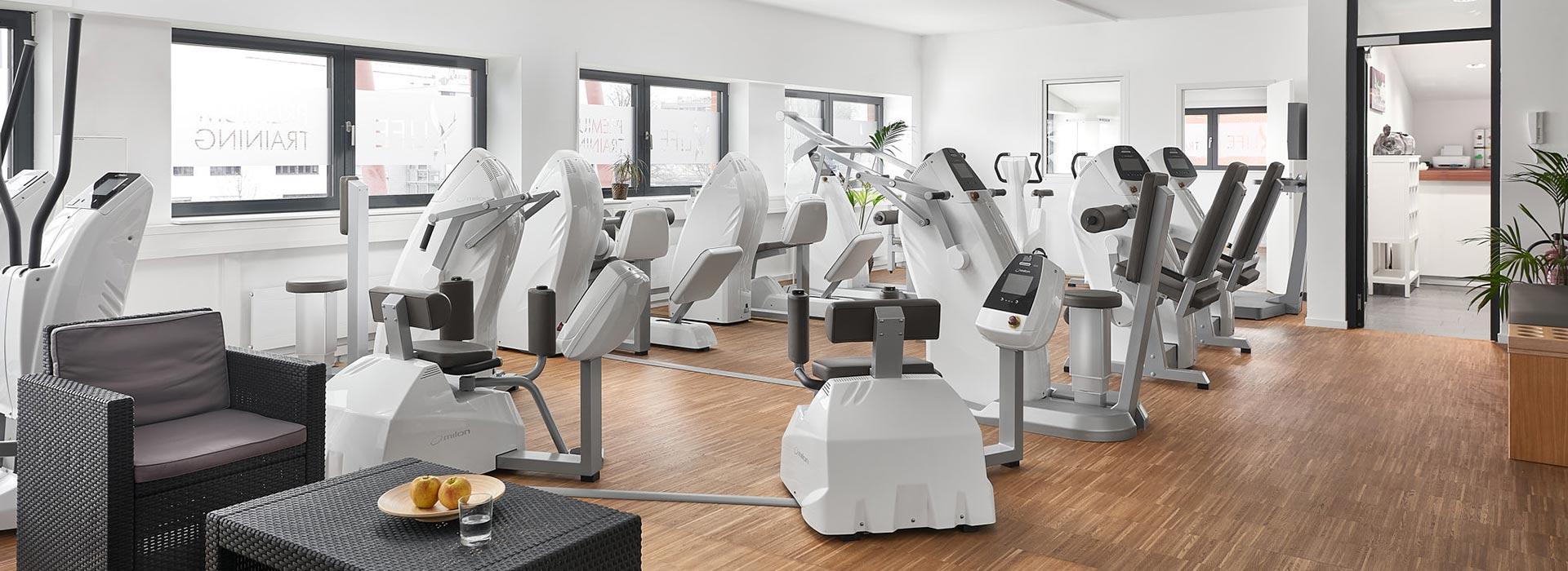 Fitness Allschwil: Modernes Gesundheitszentrum